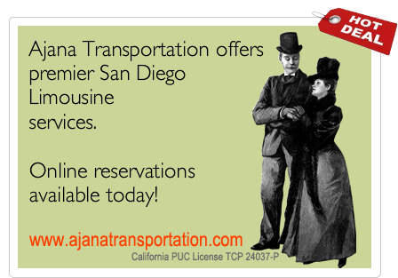 Best Limousine Services in San Diego – Planning a special night in San Diego?